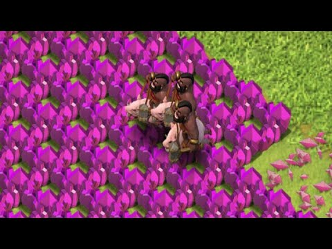 FLYING HOGS!!! IN CLASH OF CLANS!   first Clash of clans video