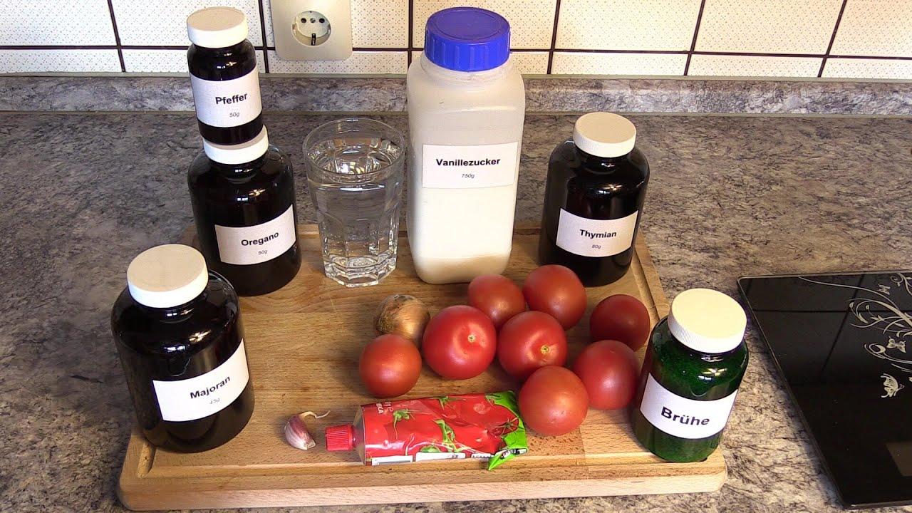 Superschnelle Supergeile Tomatensuppe Aus Frischen Tomaten Youtube