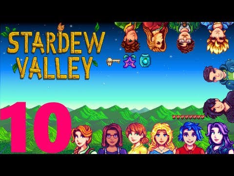 [10] 8 HEARTS EVENT WITH EMILY! (Stardew Valley Multiplayer)