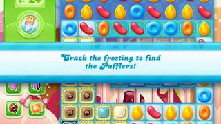 Candy Crush Jelly Saga Level 1066 (3 stars, No boosters)