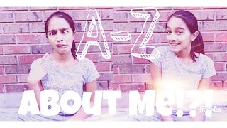 A - Z About Me - VVPEACECANADA Thumbnail