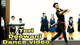 Teri Deewani | Dance video | sanam | The Rajasthan school | indian dance choreography | YR Rocks