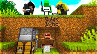 SOPRAVVISSUTO vs 3 ASSASSINI! - Minecraft Survivalist VS 3 Hitmen