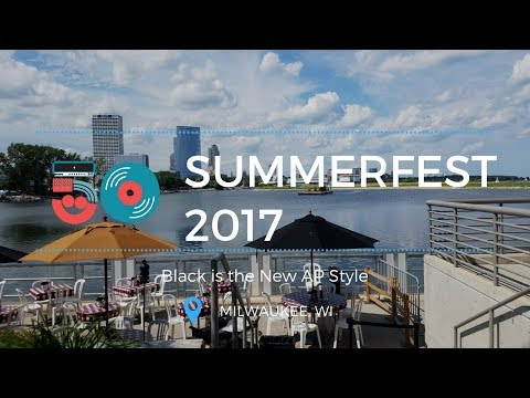 Summerfest feat. Vinyl Theatre, Brooke Eden and More! | Black is the New AP Style