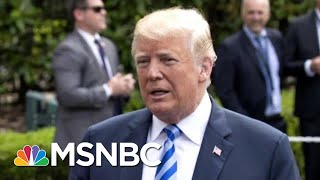 President Donald Trump Promotes Dubious Conspiracy Theory Against FBI | Hardball | MSNBC