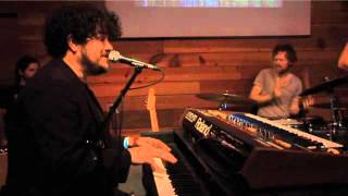 Richard Swift - The Songs Of National Freedom - 3/20/2009 - Mohawk Outside Stage