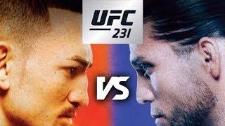 UFC226: MAX HOLLOWAY VS. BRIAN ORTEGA (HD) 'COME SEE ME' PROMO, 2018, UFC, MMA