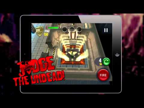 Dredd vs. Zombies Trailer (Windows Phone 8)