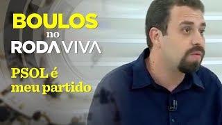 Guilherme Boulos | Psol é o meu partido