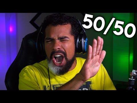 LIFE  REGRETS  | Reddit 50/50 CHALLENGE