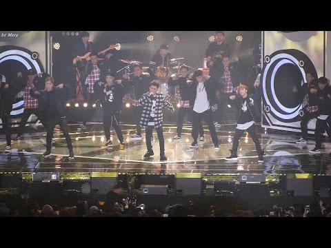 151107 아이콘 (iKON) 리듬타(RHYTHM TA) [전체]직캠 Fancam (체조경기장) by Mera