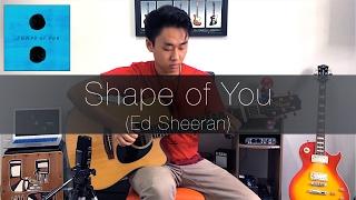 Baixar (Ed Sheeran) Shape of You - Rodrigo Yukio (Fingerstyle Cover)(FREE TABS)