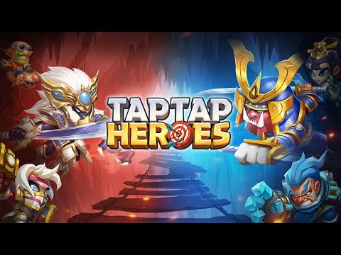 Taptap Heroes - by Ajoy Lab Games - Role Playing Games