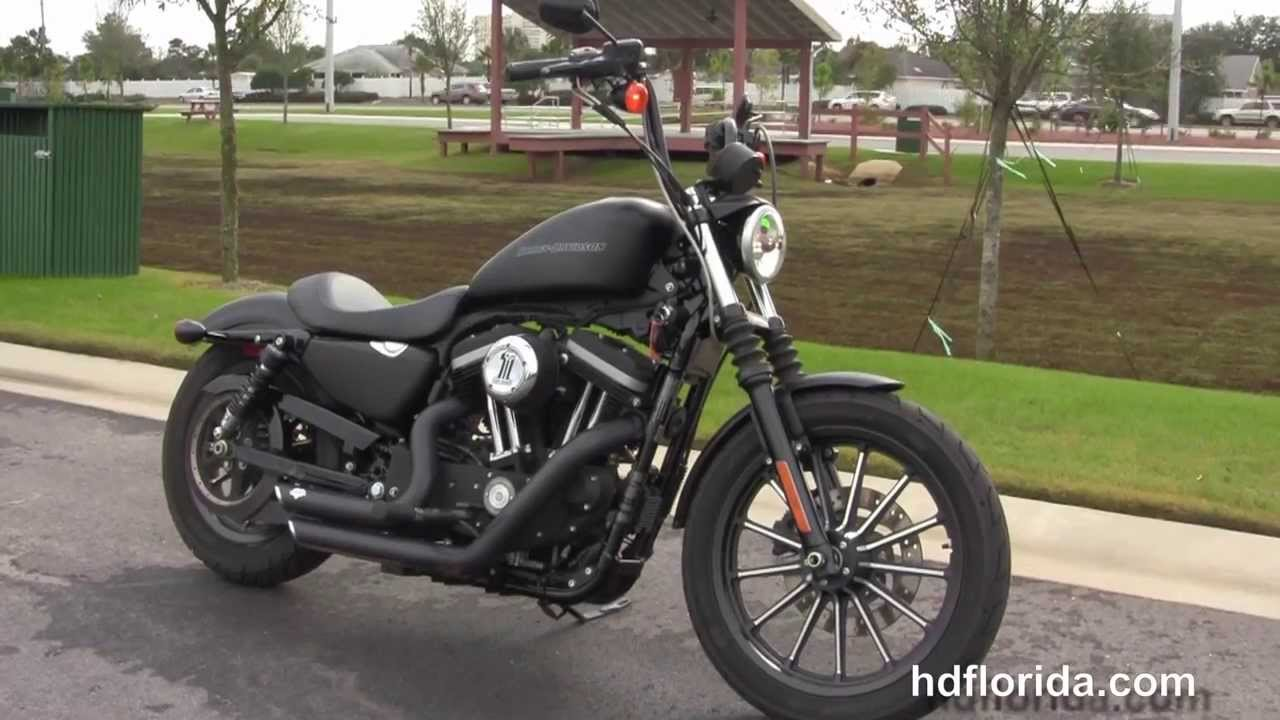 Iron 883 For Sale >> 2011 Harley Davidson Iron 883 - Used Motorcycles for sale - YouTube