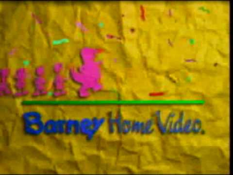 Barney Theme Song [Best Original HQ]