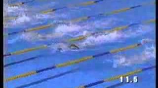 Barcelone 1992 - Alexander Popov remporte le 50 nage libre