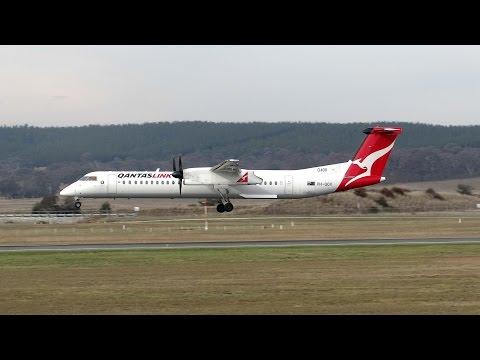 Canberra Plane Spotting #4