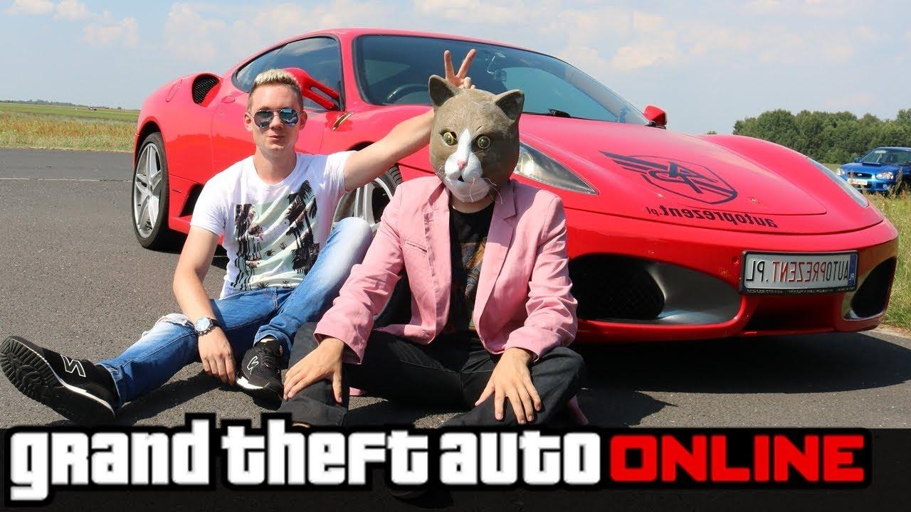 GTA 5 Online / Kręcimy PRAWDZIWY FILM