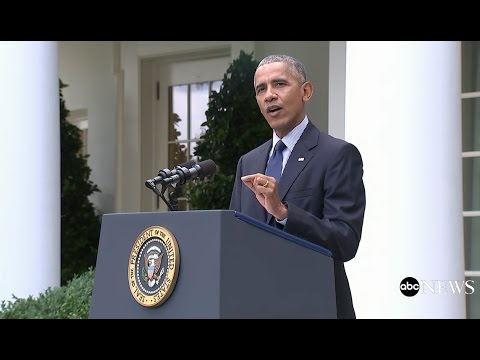 Obama Full Speech on Paris Climate Agreement
