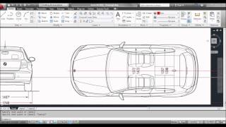AutoCAD Inserting / Importing Images, Scaling Images, Tracing Images thumbnail