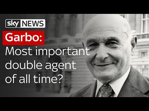 Garbo: Most important double agent of all time?