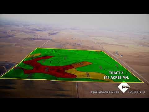 296 Acres M/L - Mahaska County, IA Farmland Auction
