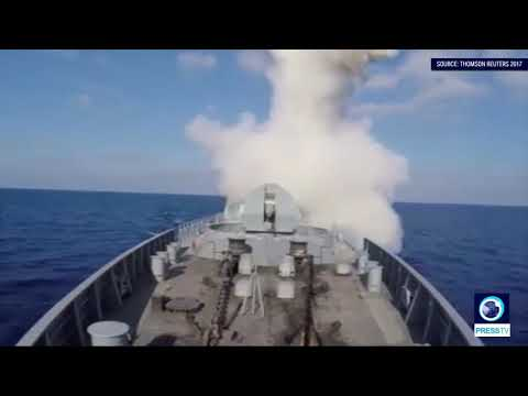 Russia fires cruise missiles at Daesh positions near Syria's Dayr al Zawr