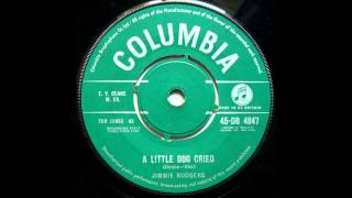 Jimmie Rodgers. A Little Dog Cried.wmv