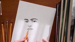Speed Drawing - Frida Kahlo - Veronica