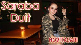 SARABA DUIT - Novitasari | DJ REMIX DAYAK VIRAL Full Bass [ Official Musik Video ]
