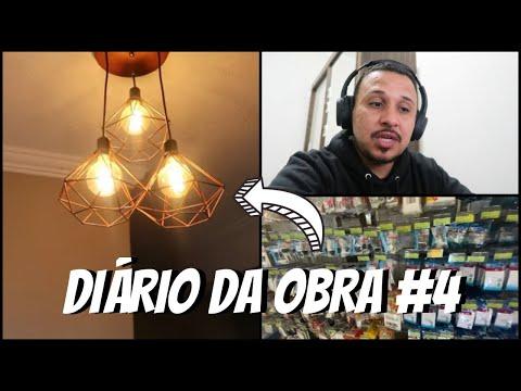 DIÁRIO DA OBRA