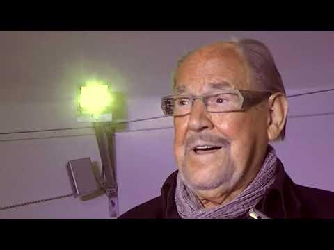 Herbert Köfer im Zeltkino Hiddensee 2014  - Die TV- & Filmlegende im Gespräch