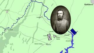 Stonewall Jackson's Valley Campaign - Part 1