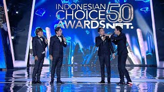 Opening Host Indonesian Choice Awards 5.0 NET MP3