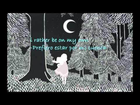 TroyBoi-On My Own(feat Nefera) - Lyrics/sub Español