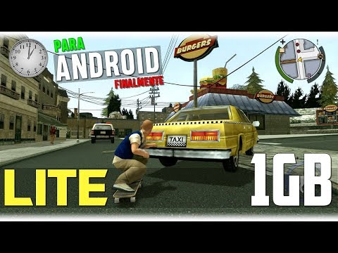 BULLY LITE ANDROID - Download (Apk+Obb)