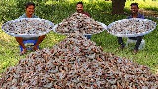 Traditional Prawns Biryani Recipe | Easy Shrimp Biryani | Grandpa Kitchen