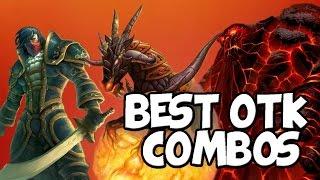 Best OTK Combos - (Yellow Brick Tavern Brawl)