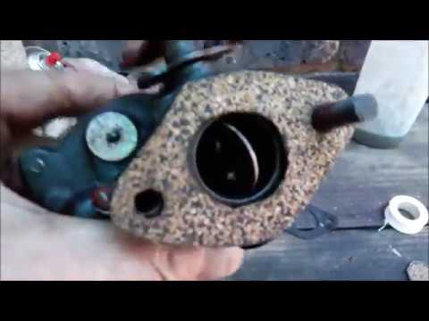 IT IS FIXED!!! Check it out, Farmall Super A fuel feed solved