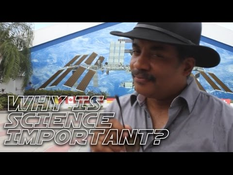 'Why is Science Important?' with Neil deGrasse Tyson