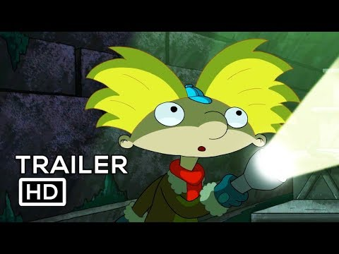 HEY, ARNOLD! THE JUNGLE MOVIE Official Trailer #2 (2017) Animated Movie HD