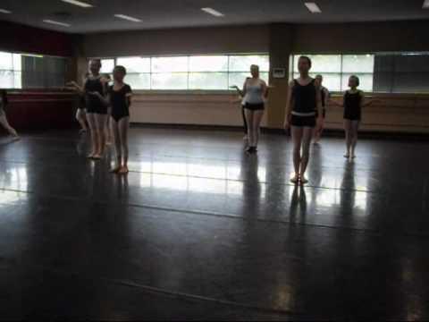 Burning Love Jazz Intensive Dance