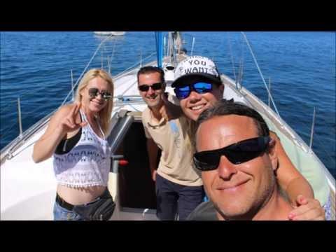 Guanches Cup Regatta Race 2 Octopuseye Sailing Yacht Fenautica 2016