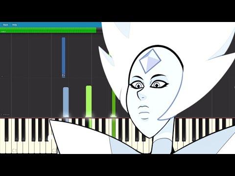 Christine Ebersole - After All - Piano Tutorial - Steven Universe's White Diamond