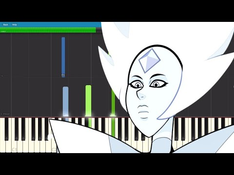 Christine Ebersole  After All  Piano Tutorial  Steven Universes White Diamond
