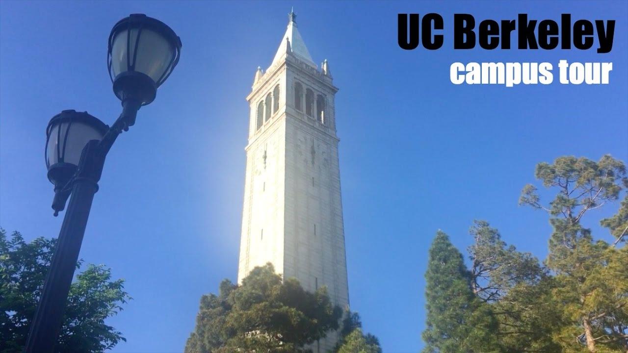 UC Berkeley Campus Tour! blackpenredpen