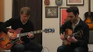 Fretboard Journal Live: Nels Cline and Julian Lage