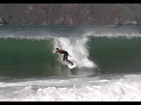 Baker Beach Surf