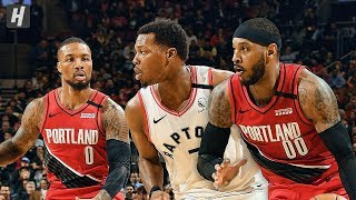 Portland Trail Blazers vs Toronto Raptors - Full Highlights | January 7, 2020 | 2019-20 NBA Season
