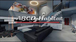 Appartement duplex T3 100m² ■ Paris ■ ABCD-Habitat 2017 (1080p60ips)